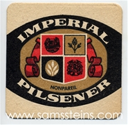 Imperial Pilsener Beer Coaster
