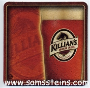 George Killians Irish Red Beer Coaster
