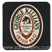George Killians Irish Red Logo Beer Coaster