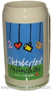 2000 Munich Oktoberfest Official Beer Mug