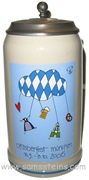 2006 Munich Oktoberfest Official Beer Stein
