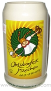 2007 Munich Oktoberfest Official Beer Mug