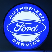 Ford Authorized Service Sign