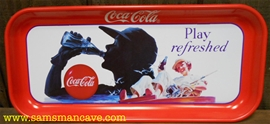 Coca Cola Play Refreshed 2 Tray
