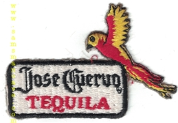 Jose Cuervo Tequila Patch