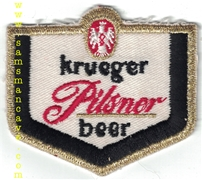 Krueger Pilsner Beer Patch