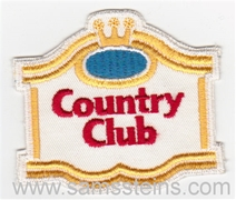 Country Club Beer Patch