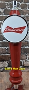 Budweiser King of Beer Tap Handle