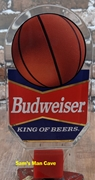 Budweiser Basketball Tap Handle
