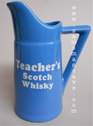 Teacher's Scotch Whisky Pitcher