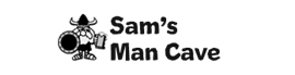 Sam's Man CaveMobile Logo